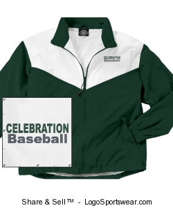 Adult Championship Team Jacket by Charles River Apparel Design Zoom